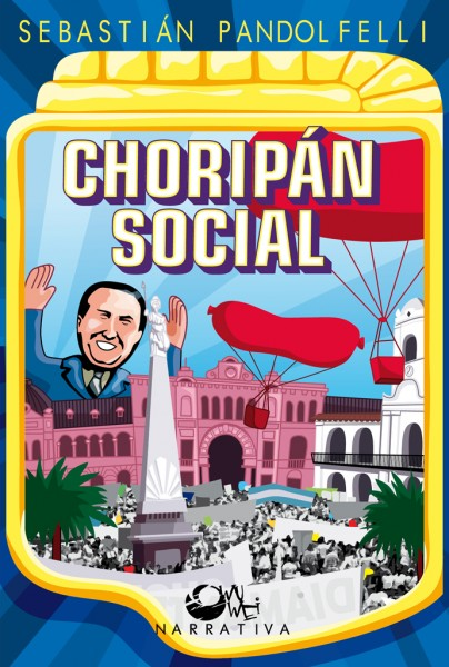 TAPA Choripan social Pandolfelli