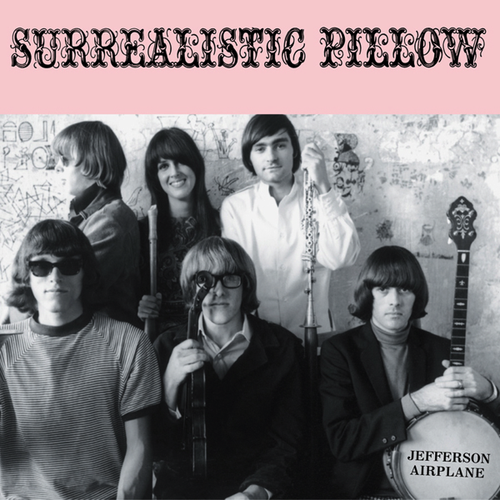 Jefferson Airplane - Surrealistic Pillow_