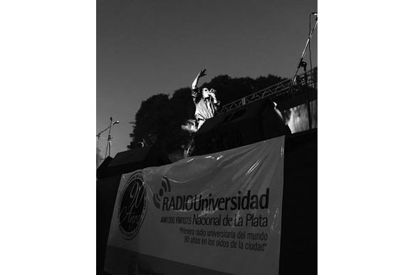 Aniversario Radio Universidad de La Plata