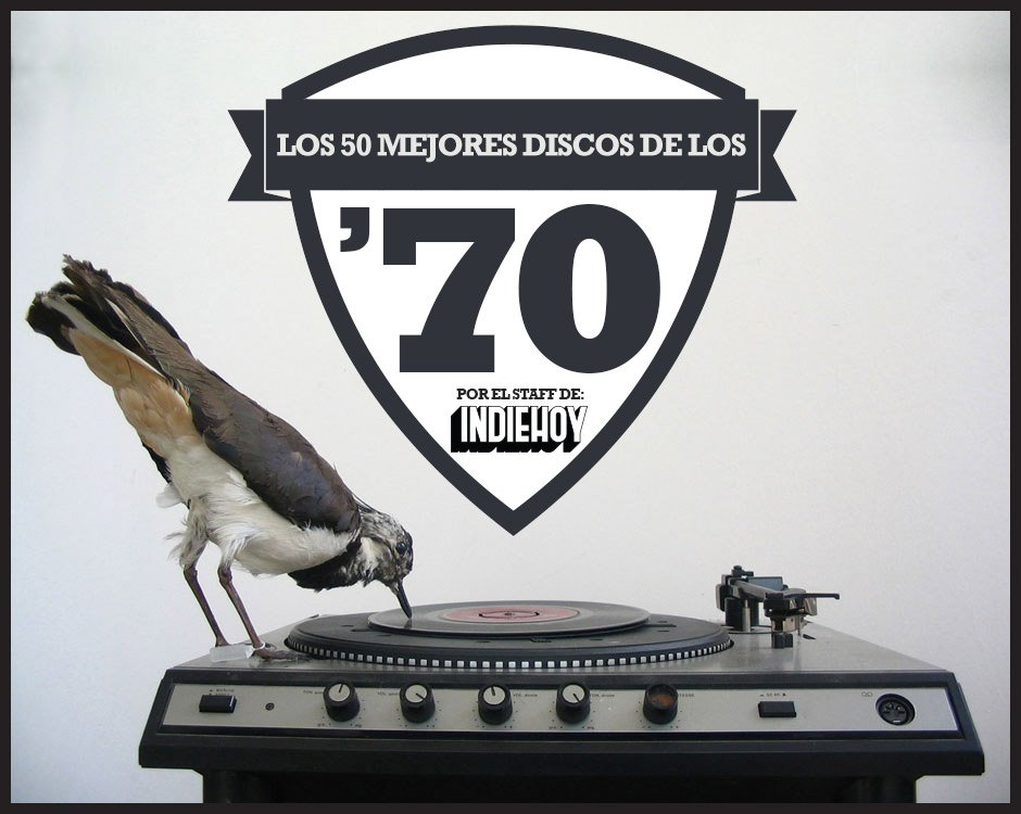 los 50 mejores discos de los 70