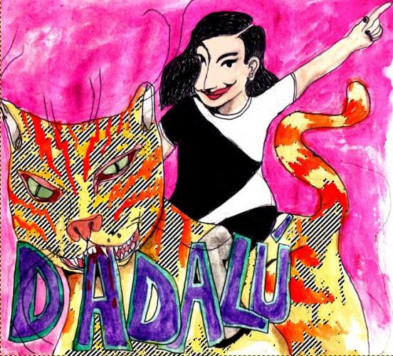 Dadalu - Gato Naranja