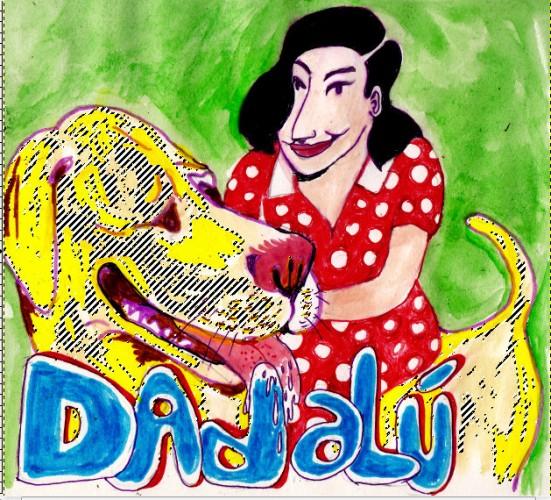 Dadalu - Perro amarillo