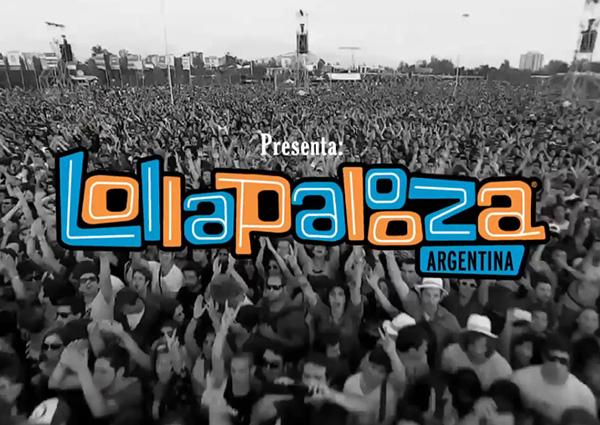 Lollapalooza en Argentina 2015
