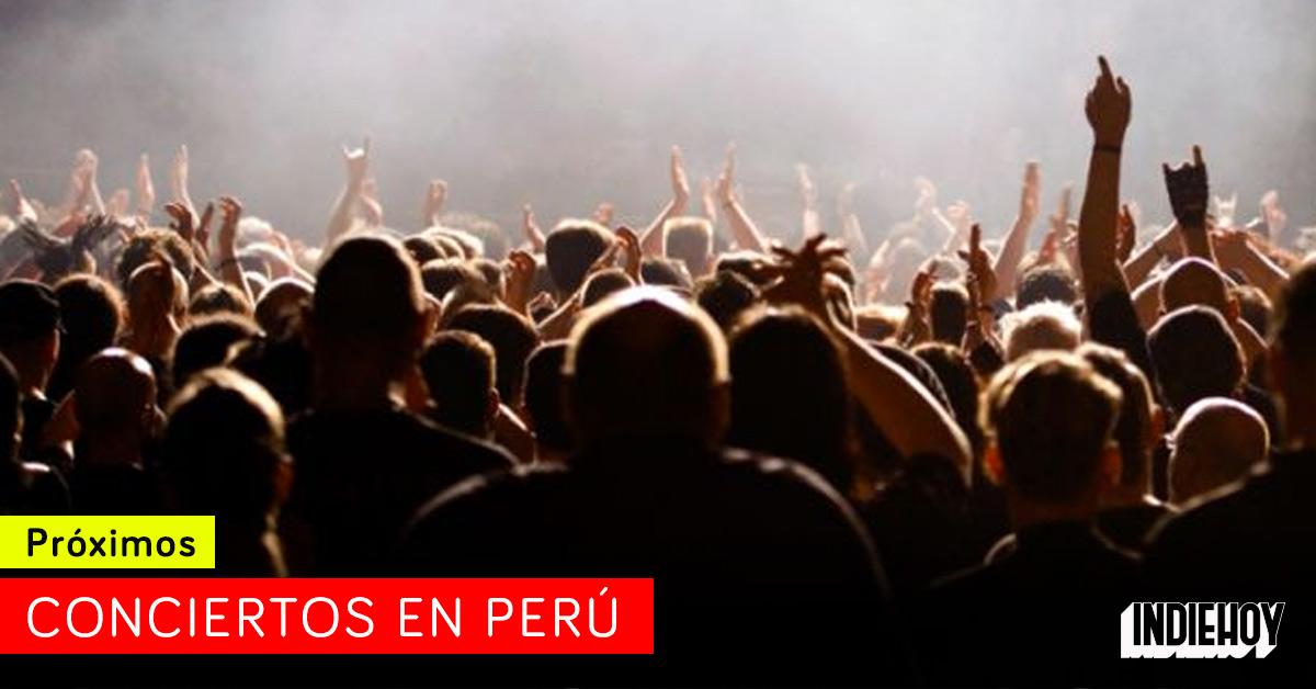 Calendario De Octubre 2019 Peru.Calendario De Conciertos En Peru