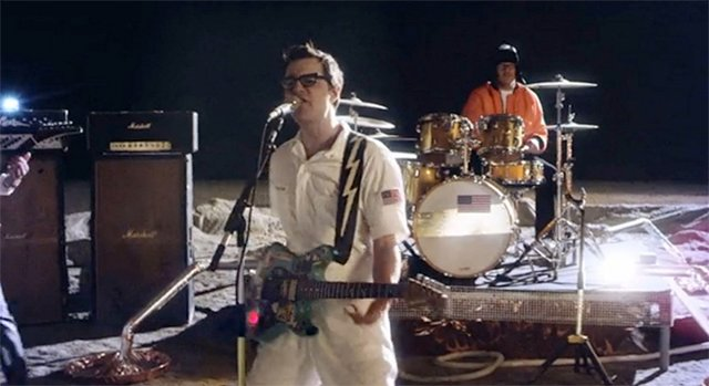 weezer - back to the shack