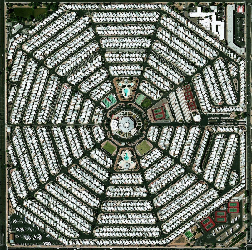 modest mouse - The Ground Walks With Time in a Box