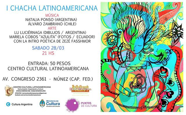 chacha latinoamericana