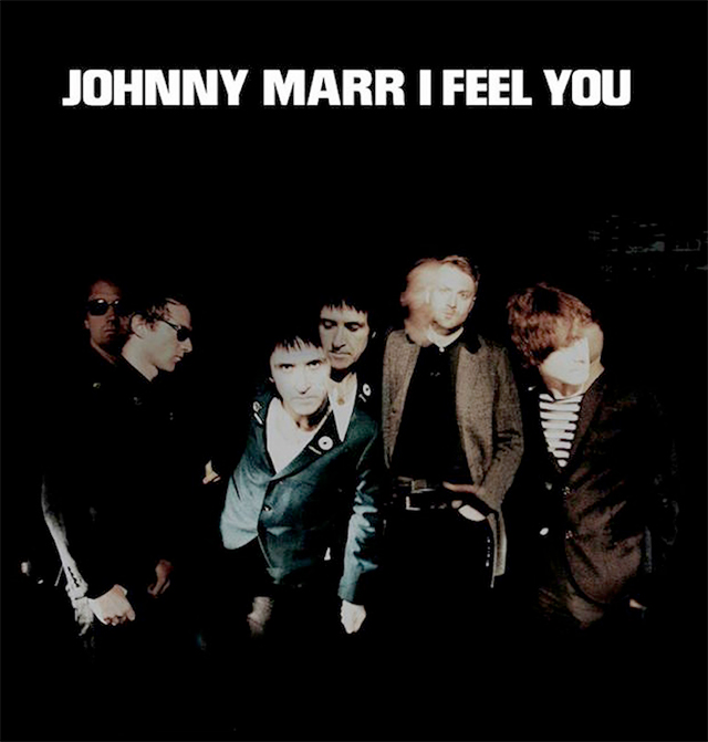 johnny marr - i feel you
