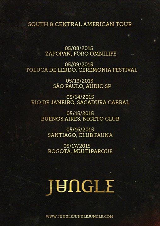 jungle south america