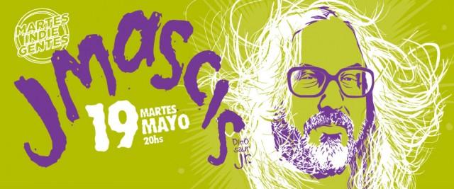 J Mascis en Latinoamérica