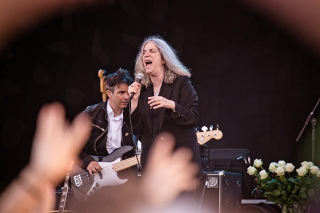 Patti Smith - Fotografía: Matías Altbach