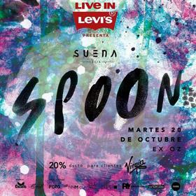 Spoon en Chile