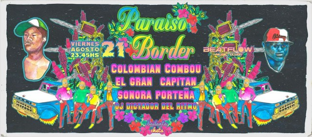 paraiso border