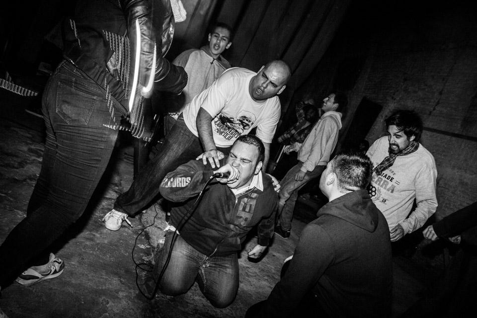 Donde Muere el Silencio en El Clú - Foto: Gody Mex