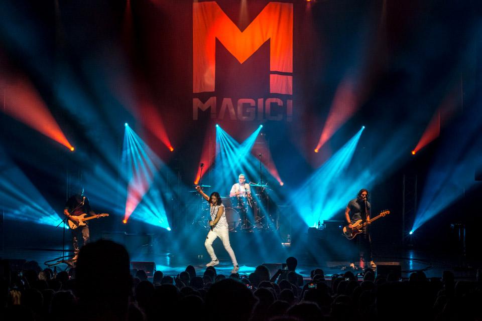Magic! en Teatro Gran Rex - Foto: Mariam Samur