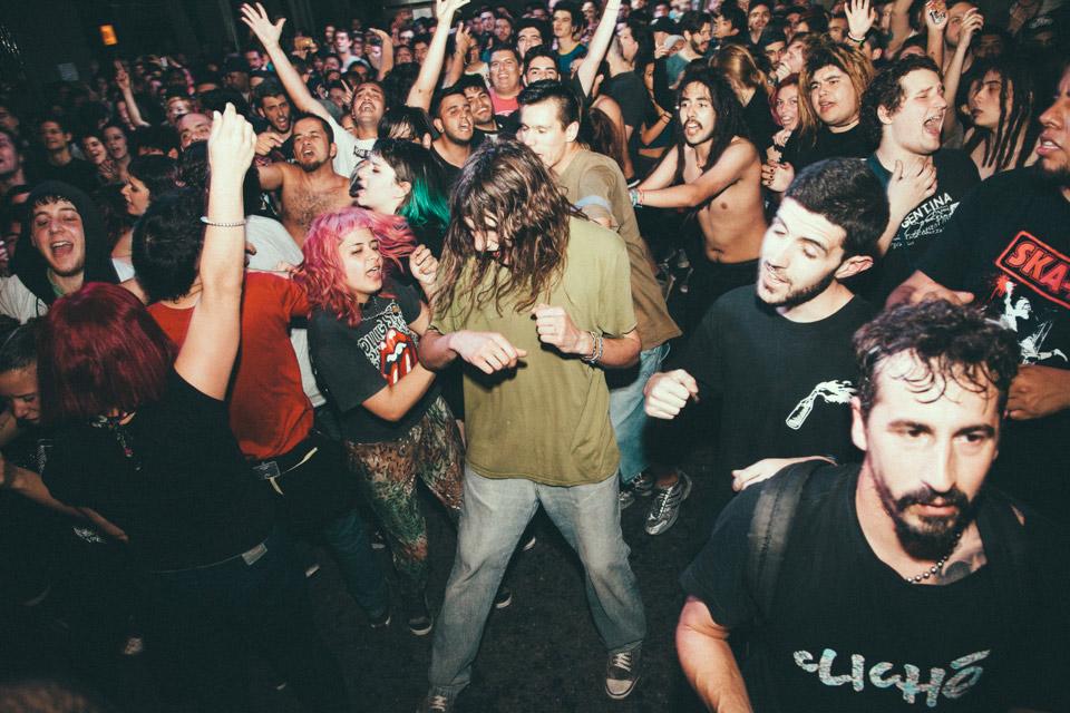 Boom Boom Kid en Niceto Club - Foto: Nicolas Lujan