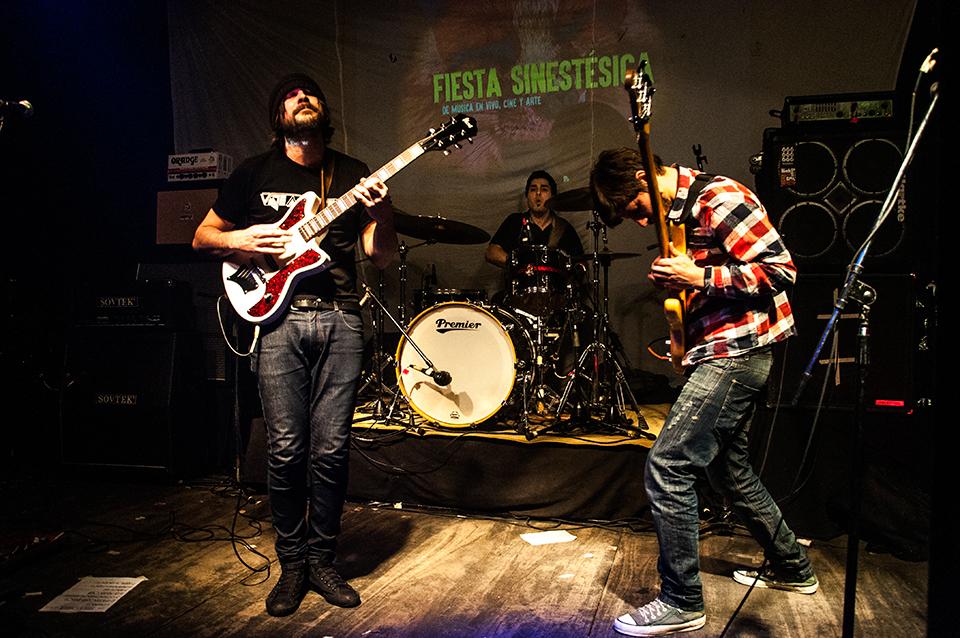 Fiesta sinestésica - Fotografía: Héctor Figueredo