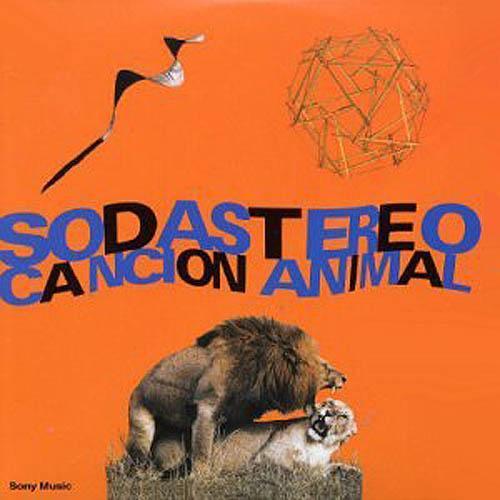 Soda Stereo - Cancion animal