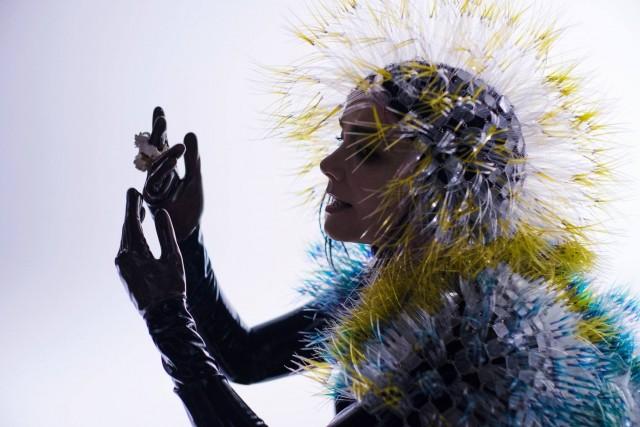 Björk anuncia la versión acústica de Vulnicura