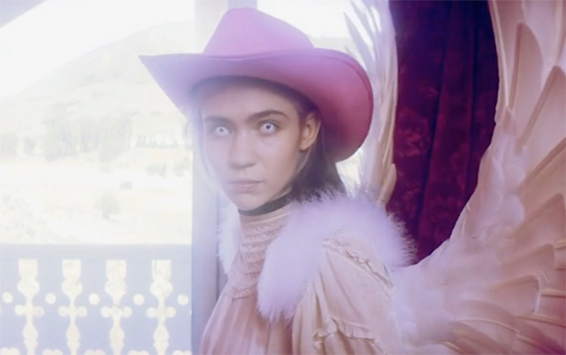 grimes - Flesh Without Blood