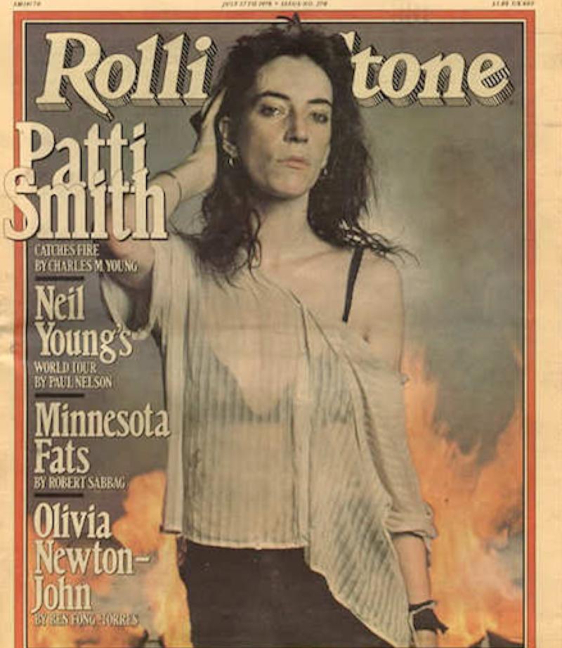 patti smith rolling stone