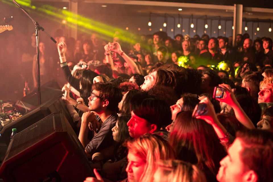 DIIV en Club Araoz - Foto: Victoria Mourelle
