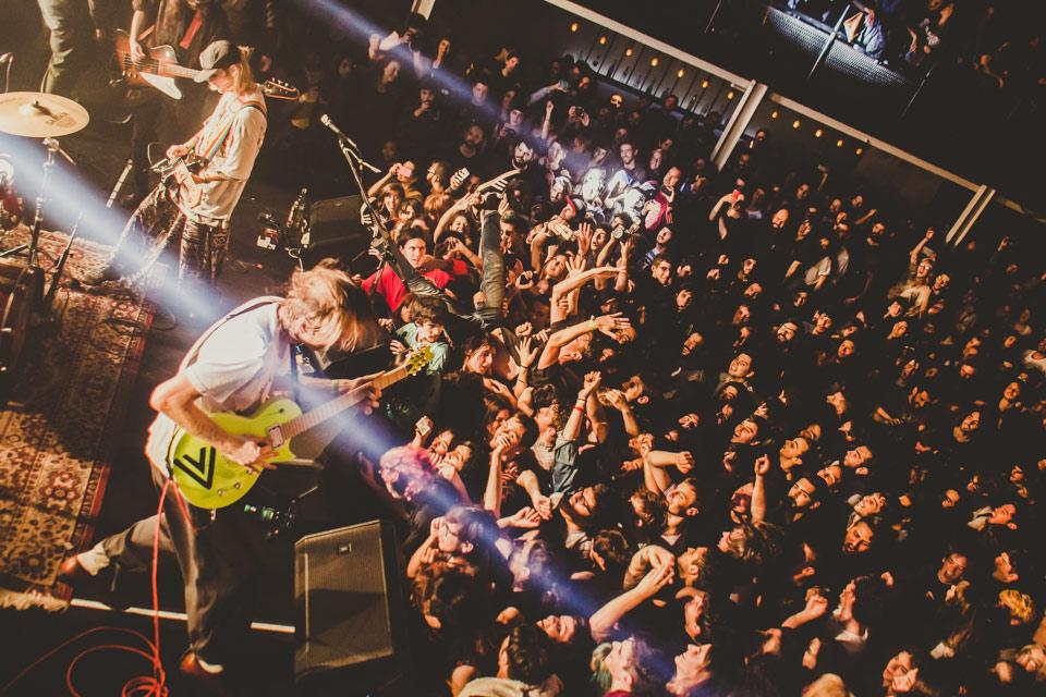 DIIV en Club Araoz - Foto: Matías Casal
