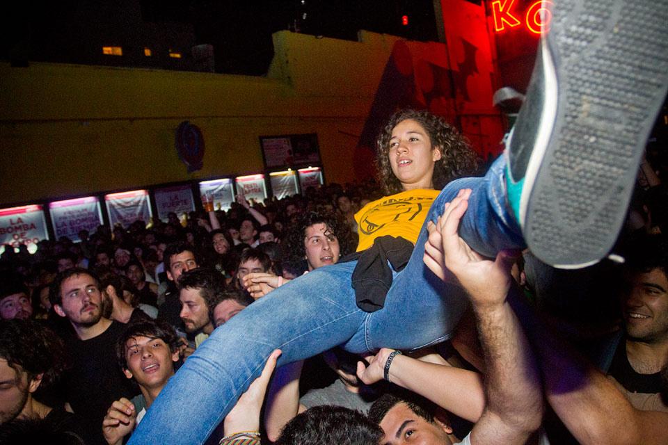El Mató en Festi Laptra - Foto: Matías Pozzi