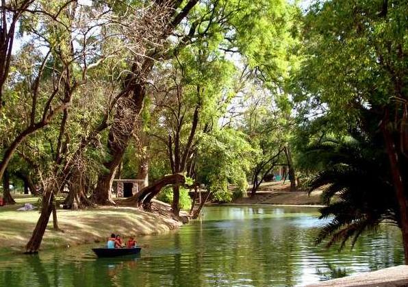 Parque Sarmiento de Córdoba: Como Llegar, Entradas, Mapas, Telefono