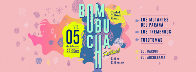 festival bombucha