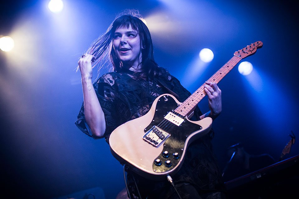 Of Monster and Men en Niceto Club, 16 de marzo 2016 - Foto: Lucia de la Torre