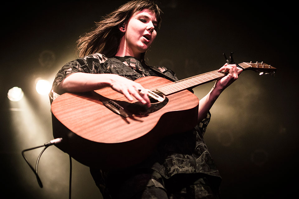 Of Monsters and men en Niceto Club, 16 de marzo 2016 - Foto: Lucia de la Torre
