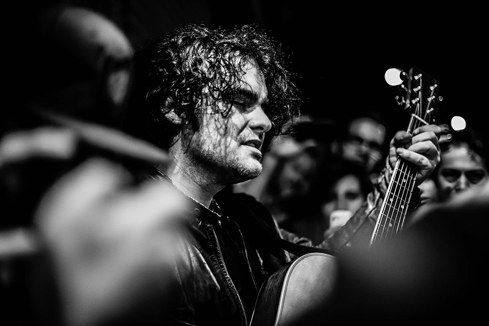 Black Rebel Motorcycle Club en Niceto Club, 21 de marzo 2016 - Foto: Dafna Szleifer