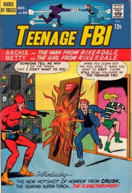 Guided By Voices – Teenage FBI