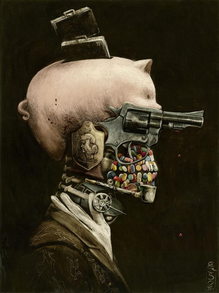 Portrait of Crime (2010)