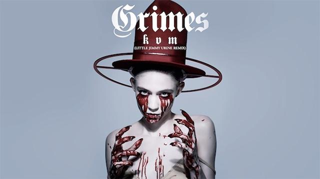 Grimes Kill V Maim Live
