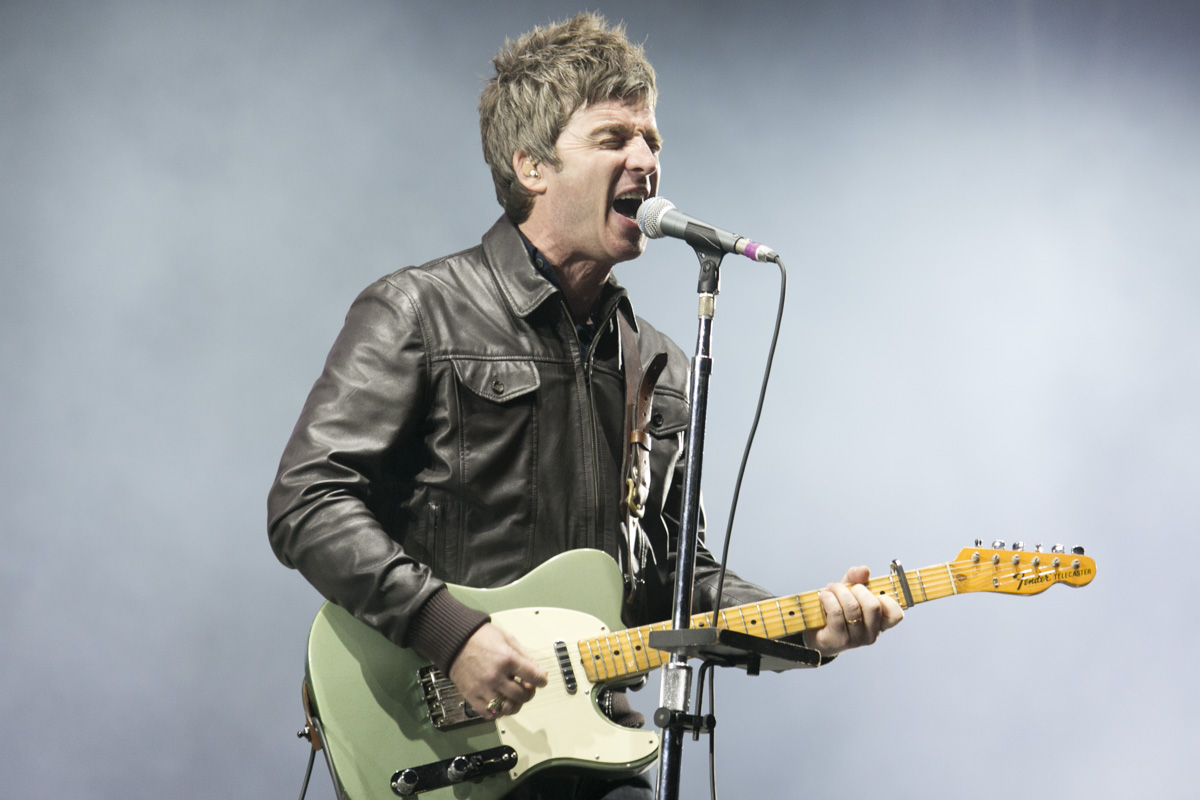 noel gallagher - lollapalooza