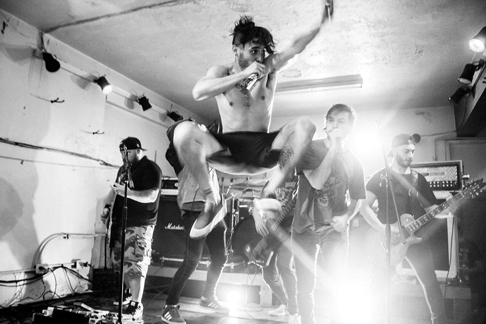 Mattogroso en Cajita Musical, 26 de marzo 2016 - Foto: Gody Mex