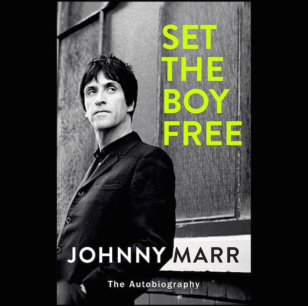 johnny marr - set the boy free