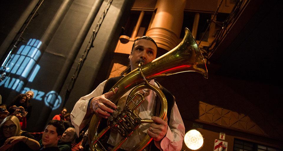 Goran Bregovic en Teatro Opera, 27 de abril 2016 - Foto: Pablo Mekler