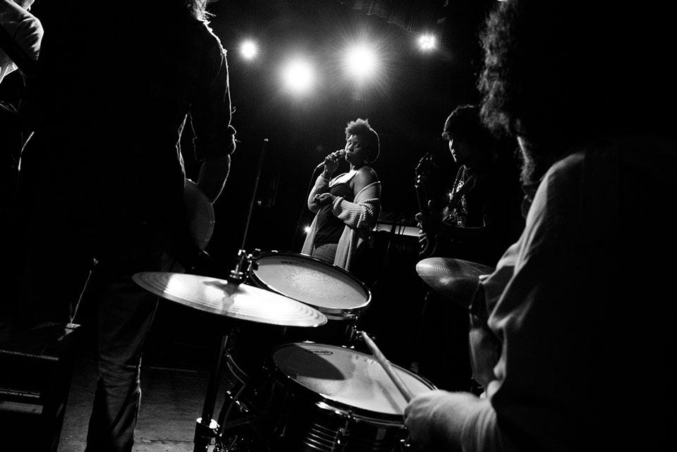 Blues en movimiento en Conventillo Cultural Abasto, 24 de abril 2016 - Foto: Daniela Cilli