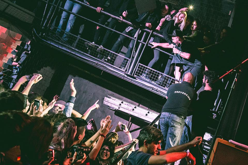 Unknown Mortal Orchestra en Niceto Club, 29 abril 2016 - Foto: Matías Casal