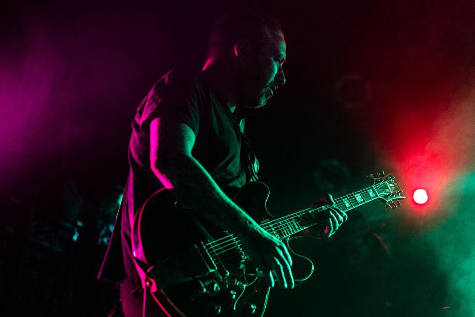 City and Colour en Niceto Club, 21 de abril 2016 - Foto: Pablo Mekler