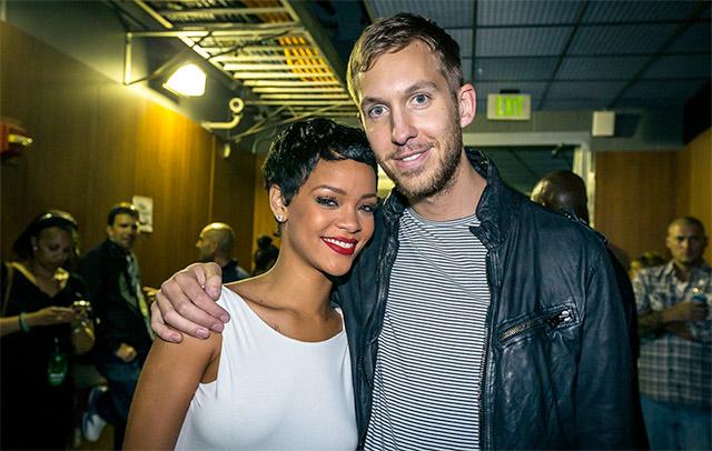 Calvin Harris estrena canción junto a Rihanna: «This Is What You Came For»