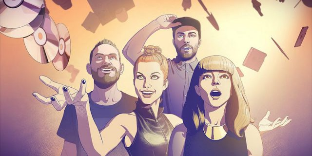 chvrches - paramore