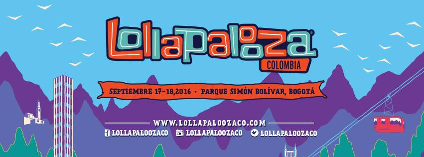 lollapalooza colombia cover