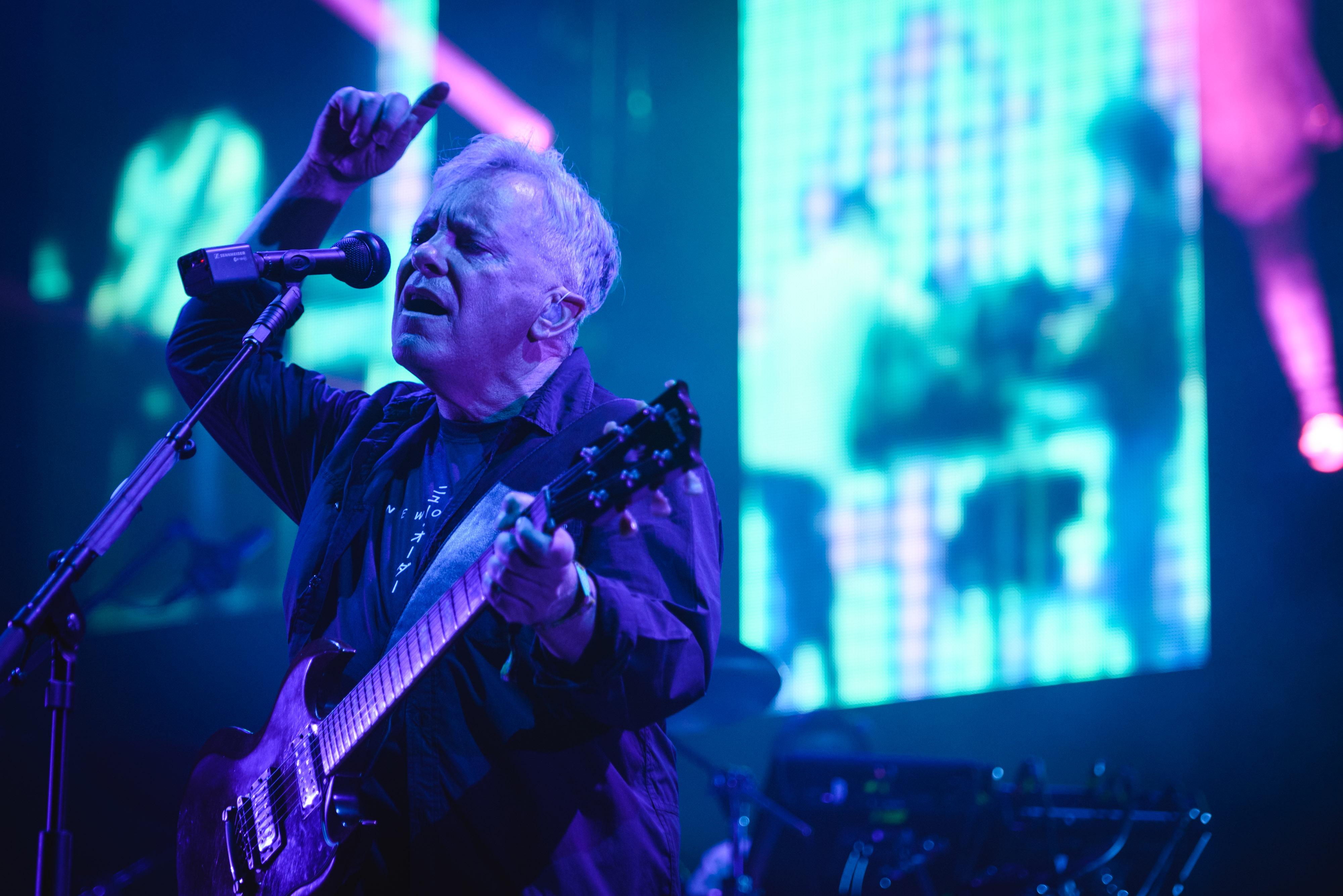 New Order - Fotografía: Ariel Martini