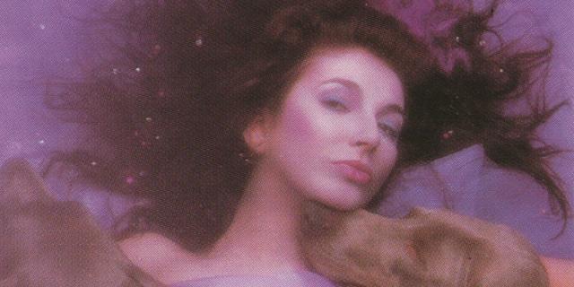 Mirá estas fotos inéditas de Kate Bush, de la época 1982—1993