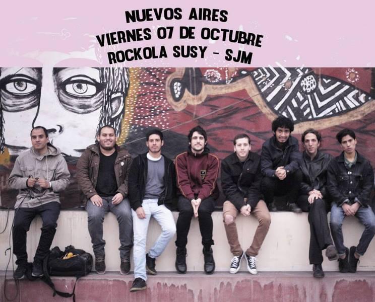 ¡NUEVOS AIRES! en Lima