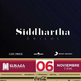 Siddhartha en El Plaza Condesa